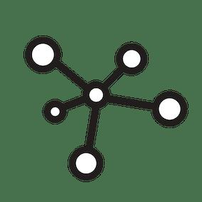 network graph icon