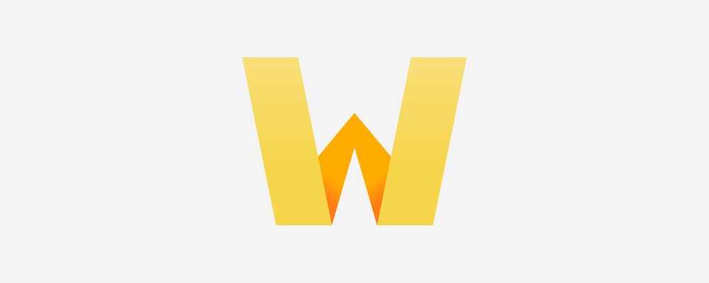 "The Wondrium ""W"" logomark"